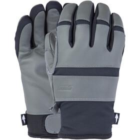 POW Villain Gloves Men gunmetal grey